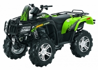 Мотовездеход Arctic Cat 700 i MUD PRO LTD