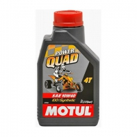 Моторное масло Motul Power Quad 4T 10W40 1л
