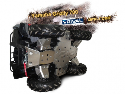 Комплект защиты Yamaha Grizzly 700 2011-