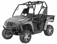 Мотовездеход Arctic Cat Prowler 700 XTX PS